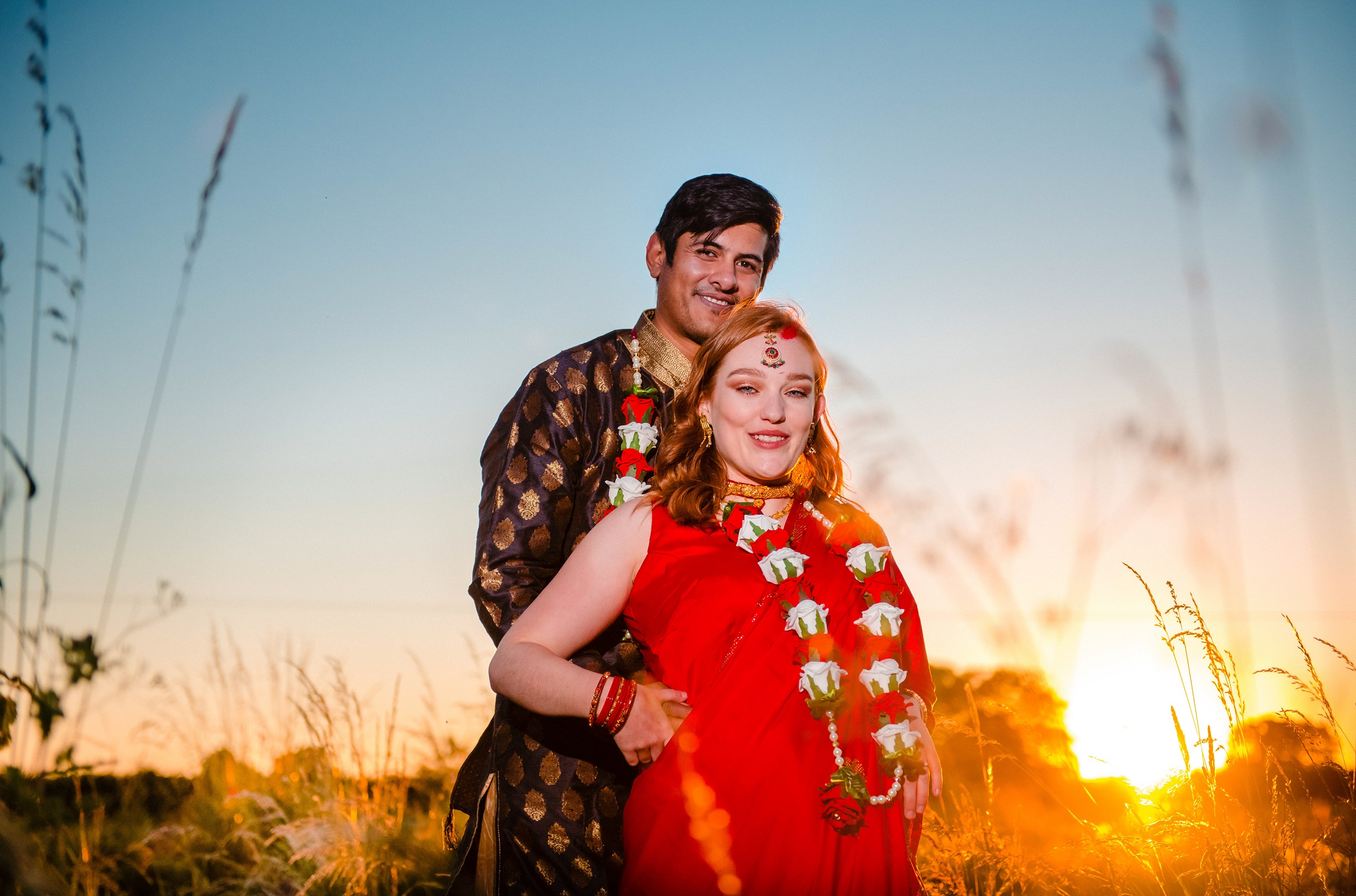 Dr. Neel and Catherine's Engagement - Ikonic Media Solutions