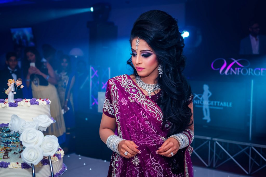 London Reception Party | Indian Wedding Event Photography