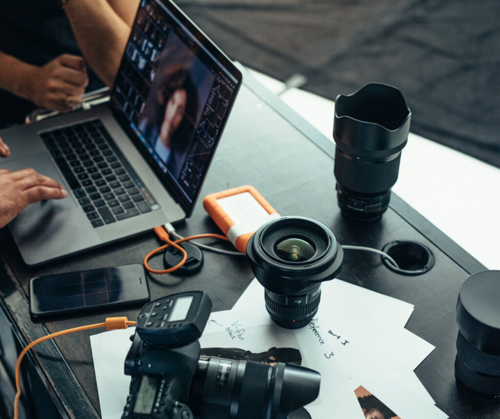 Camera Equipment's